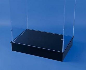 Socle plexi surélevé pour vitrine - Devis sur Techni-Contact.com - 1