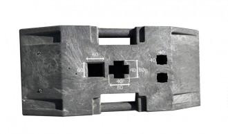 Socle pour balise de chantier - Devis sur Techni-Contact.com - 1
