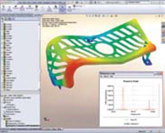 Solidworks Simulation Premium - Devis sur Techni-Contact.com - 2