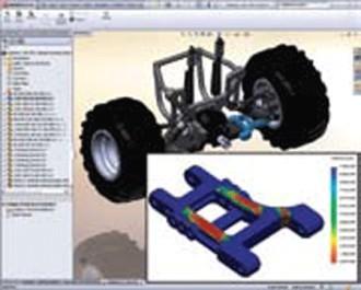 Solidworks Simulation Professionnal - Devis sur Techni-Contact.com - 3