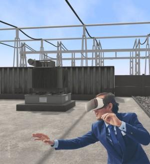Solution de réalité virtuelle pour l'industrie - Devis sur Techni-Contact.com - 1