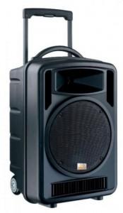 Sonorisation portable sur roulettes - Devis sur Techni-Contact.com - 1
