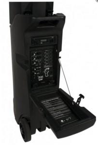 Sonorisation portable pour terrain de foot - Devis sur Techni-Contact.com - 1