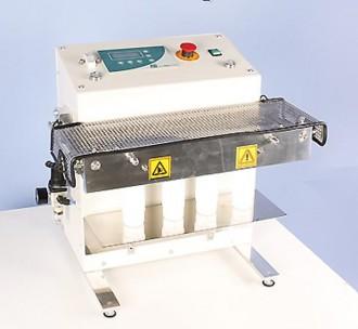 Soudeuse de tubes cosmétiques à impulsion pneumatique - Devis sur Techni-Contact.com - 1