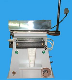 Soudeuse de tubes cosmétiques manuelle - Devis sur Techni-Contact.com - 1