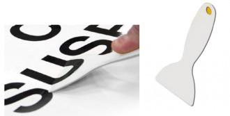 Spatule plastique pour vinyle - Devis sur Techni-Contact.com - 1