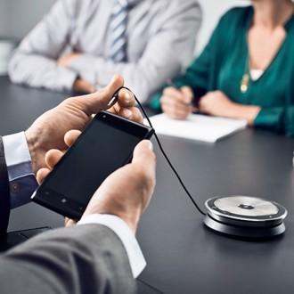 Speakerphone Sennheiser SP 20 UC MS - Devis sur Techni-Contact.com - 4