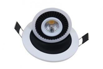 Spot led 5 w cob orientable 90° - Devis sur Techni-Contact.com - 2