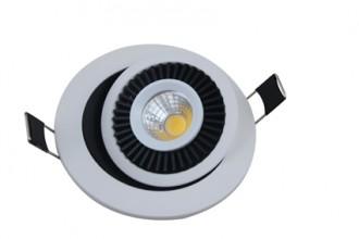 Spot led 5 w cob orientable 90° - Devis sur Techni-Contact.com - 3
