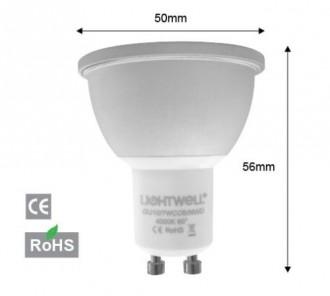 Spot LED 7watts - Devis sur Techni-Contact.com - 4