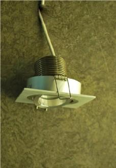 Spot LED encastrable et orientable - Devis sur Techni-Contact.com - 1