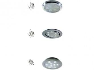 Spot LED pour intérieur - Devis sur Techni-Contact.com - 1