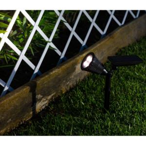 Spot LED Solaire Meillion sur Piquet IP65 - Devis sur Techni-Contact.com - 6