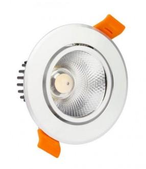 Spot plafonnier LED - Devis sur Techni-Contact.com - 1