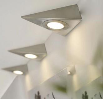 Spots triangulaires LED - Devis sur Techni-Contact.com - 3