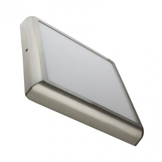 Square Ceiling Lamp Blanc ou Alu 6W - Devis sur Techni-Contact.com - 2
