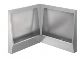 Stalle d'urinoir inox - Devis sur Techni-Contact.com - 3