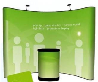 Stand de salon portable - Devis sur Techni-Contact.com - 1