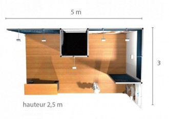 Stand modulable réutilisable - Devis sur Techni-Contact.com - 8