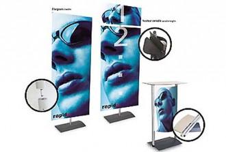 Stand modulaire d'exposition salon - Devis sur Techni-Contact.com - 1