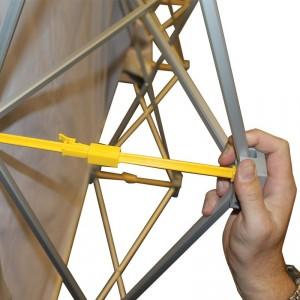Stand parapluie tissu - Devis sur Techni-Contact.com - 3