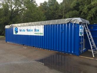 Station d'épuration pour container maritime - Devis sur Techni-Contact.com - 2