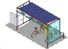 Station de recharge pour vélo électrique - Devis sur Techni-Contact.com - 1