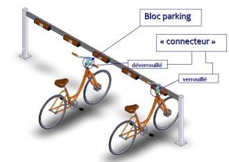 Station de recharge pour vélo électrique - Devis sur Techni-Contact.com - 3