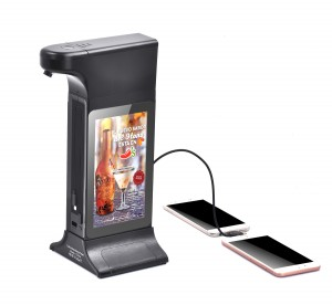 Borne de commande mobile sur table - Devis sur Techni-Contact.com - 2