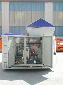 Station de saumure à stockage automatique - Devis sur Techni-Contact.com - 1