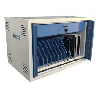 Station de stockage 12 PC 10'' - Devis sur Techni-Contact.com - 4