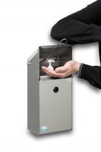 Station désinfection des mains murale - Devis sur Techni-Contact.com - 3