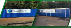 Station en conteneur pour traitement des eaux usées - Devis sur Techni-Contact.com - 2