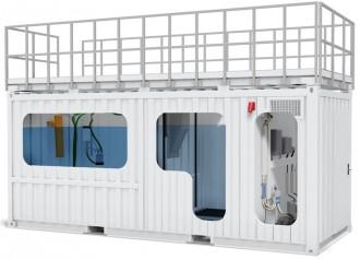 Station épuration en conteneur - Devis sur Techni-Contact.com - 1
