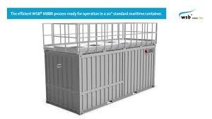 Station épuration en conteneur - Devis sur Techni-Contact.com - 2