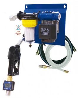 Station sur plaque avec pompe à palettes - Devis sur Techni-Contact.com - 1