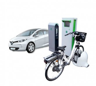 Station vélo et scooter électrique - Devis sur Techni-Contact.com - 1