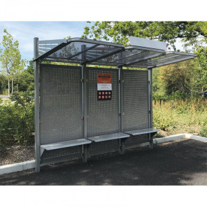 Stations bus avec bardages acier - Devis sur Techni-Contact.com - 2