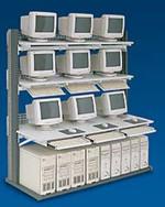 Stations réseaux 9 écrans - Devis sur Techni-Contact.com - 1