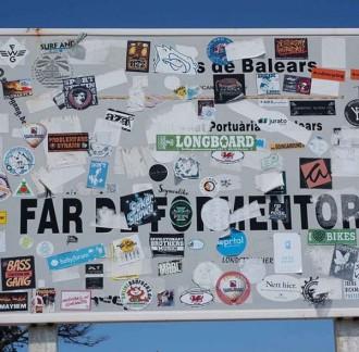 Sticker fond blanc publicitaire - Devis sur Techni-Contact.com - 1