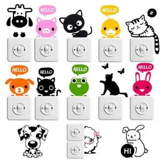 Sticker fond blanc publicitaire - Devis sur Techni-Contact.com - 2