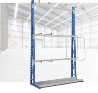 Stockage vertical charges longues - Devis sur Techni-Contact.com - 2