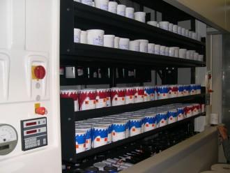 Stockage vertical petit conditionnement - Devis sur Techni-Contact.com - 2