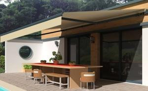 Store de façade monobloc - Devis sur Techni-Contact.com - 1