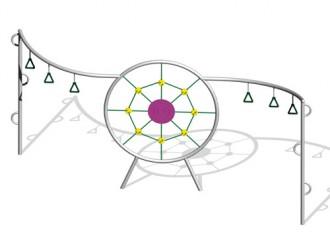 Structure acrobatique Commando Araignée - Devis sur Techni-Contact.com - 1