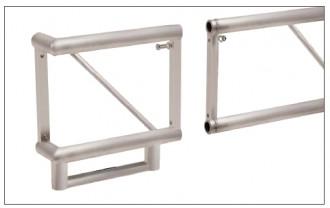 Structure aluminium colonne truss - Devis sur Techni-Contact.com - 2