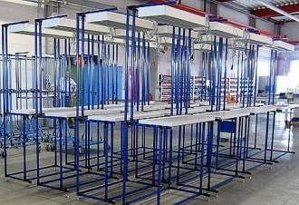 Structure en tube modulaire acier - Devis sur Techni-Contact.com - 2