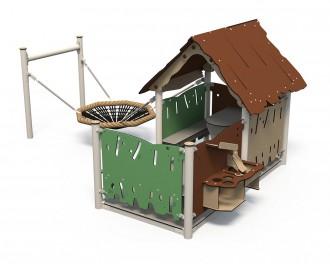 Structure jeux enfant extérieur - Devis sur Techni-Contact.com - 3