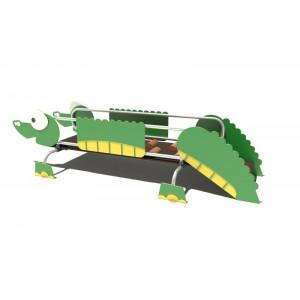 Structure ludique crocodile - Devis sur Techni-Contact.com - 1
