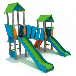 Structure ludique enfants - Devis sur Techni-Contact.com - 1